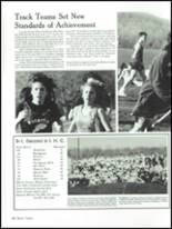 1991 West Morris Central High School Yearbook Page 116 & 117