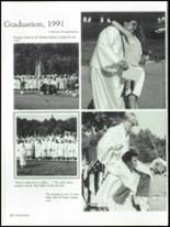 1991 West Morris Central High School Yearbook Page 120 & 121