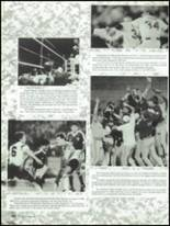 1991 West Morris Central High School Yearbook Page 124 & 125