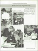 1991 West Morris Central High School Yearbook Page 142 & 143