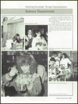 1991 West Morris Central High School Yearbook Page 146 & 147