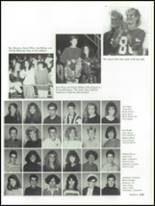 1991 West Morris Central High School Yearbook Page 154 & 155