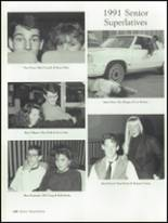 1991 West Morris Central High School Yearbook Page 186 & 187