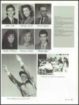 1991 West Morris Central High School Yearbook Page 206 & 207