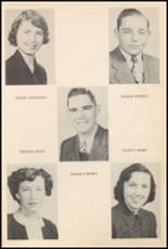 1952 Big Pasture High School Yearbook Page 18 & 19