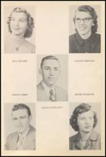 1952 Big Pasture High School Yearbook Page 20 & 21
