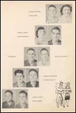 1952 Big Pasture High School Yearbook Page 24 & 25