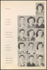 1952 Big Pasture High School Yearbook Page 30 & 31