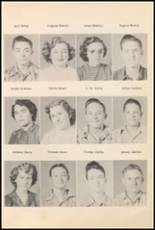 1952 Big Pasture High School Yearbook Page 34 & 35