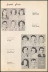 1952 Big Pasture High School Yearbook Page 40 & 41