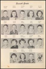 1952 Big Pasture High School Yearbook Page 42 & 43