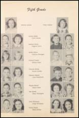 1952 Big Pasture High School Yearbook Page 46 & 47