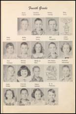 1952 Big Pasture High School Yearbook Page 48 & 49