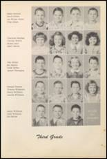 1952 Big Pasture High School Yearbook Page 50 & 51