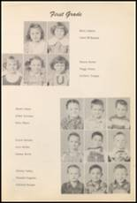 1952 Big Pasture High School Yearbook Page 54 & 55
