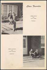 1952 Big Pasture High School Yearbook Page 68 & 69
