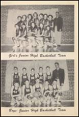 1952 Big Pasture High School Yearbook Page 76 & 77