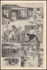 1952 Big Pasture High School Yearbook Page 92 & 93