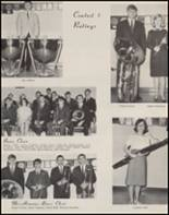 1966 Knoxville High School Yearbook Page 38 & 39