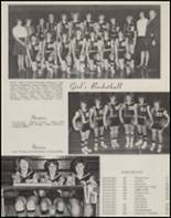 1966 Knoxville High School Yearbook Page 46 & 47