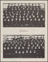 1966 Knoxville High School Yearbook Page 50 & 51