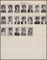 1966 Knoxville High School Yearbook Page 56 & 57
