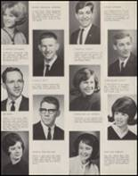 1966 Knoxville High School Yearbook Page 72 & 73