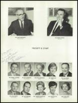 1966 Grant High School Yearbook Page 10 & 11