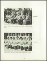 1966 Grant High School Yearbook Page 20 & 21