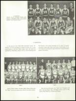 1966 Grant High School Yearbook Page 98 & 99
