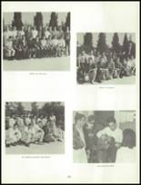 1966 Grant High School Yearbook Page 128 & 129