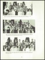 1966 Grant High School Yearbook Page 134 & 135