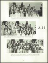1966 Grant High School Yearbook Page 136 & 137