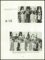 1966 Grant High School Yearbook Page 152 & 153