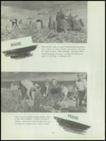 1953 Sacred Heart High School Yearbook Page 16 & 17