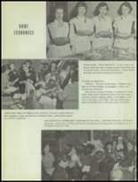 1953 Sacred Heart High School Yearbook Page 18 & 19