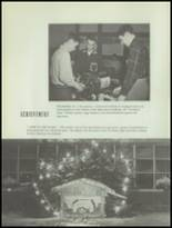 1953 Sacred Heart High School Yearbook Page 24 & 25