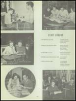 1953 Sacred Heart High School Yearbook Page 26 & 27