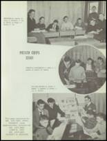 1953 Sacred Heart High School Yearbook Page 28 & 29