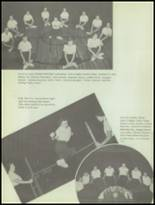 1953 Sacred Heart High School Yearbook Page 34 & 35