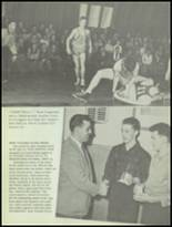 1953 Sacred Heart High School Yearbook Page 38 & 39