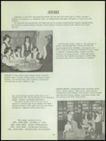 1953 Sacred Heart High School Yearbook Page 42 & 43