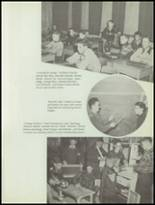 1953 Sacred Heart High School Yearbook Page 48 & 49