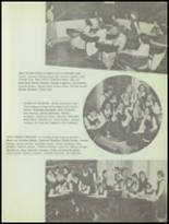1953 Sacred Heart High School Yearbook Page 50 & 51