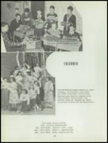 1953 Sacred Heart High School Yearbook Page 52 & 53