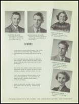 1953 Sacred Heart High School Yearbook Page 56 & 57