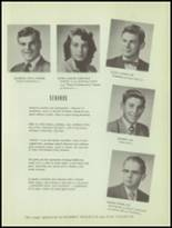 1953 Sacred Heart High School Yearbook Page 58 & 59