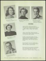 1953 Sacred Heart High School Yearbook Page 62 & 63