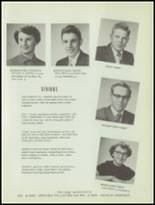 1953 Sacred Heart High School Yearbook Page 64 & 65