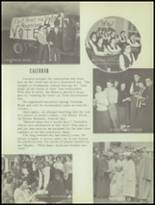 1953 Sacred Heart High School Yearbook Page 70 & 71